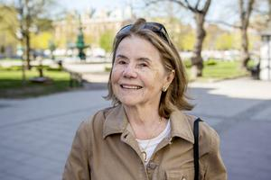 Aino Byström, 70+, pensionär, Sundsvall: