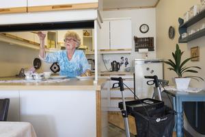 Nu finns en möjlighet att göra satsningar för att förbättra 70-plussarnas livskvalitet, menar Kerstin Andersson (MP).