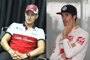 Marcus Ericsson eller Antonio Giovinazzi – vem kör för Sauber 2019?Arkivfoto: Claudio Bresciani/Vincent Thian/TT