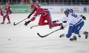 Maxim Ishkeldin – en av lirarna i ett stjärnfyllt ryskt landslag.
