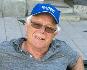 Magnus Hagelin, 62 år, mobilkrans chaufför, Sundsvall
