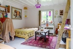 Vardagsrum. Foto: Emelie Larsson