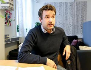 Anders Lindh känner sig orättvist  behandlad som privat förskoleentreprenör i Östersunds kommun.