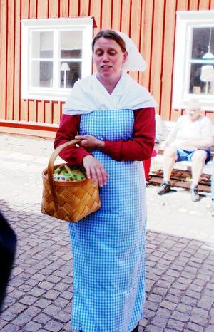 Cajsa Warg. Foto: Robert Pettersson och Tord Börjesson