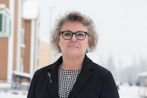 Anna Nurmilehto vill se att fler äldre använda sig av trygghetskameror nattetid.