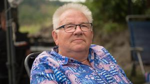 Åke Eklöf, 70+, pensionär, Piteå: