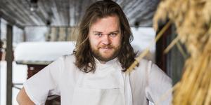 Magnus Nilsson, mat-innovatör på  Fäviken.