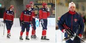 På torsdagen möts Norge och Kazakstan i en match om en semifinalplats. Segraren ställs mot Sverige klockan 20.00 på fredagen.
