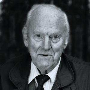 Göran Paulsson, Ludvika, blev 99 år gammal. Foto: Privat