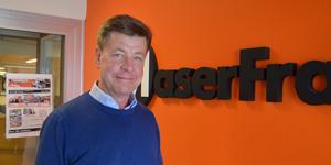 Arne Helmersson har arbetat 26 år på Maserfrakt, de senaste 16 åren som vd.