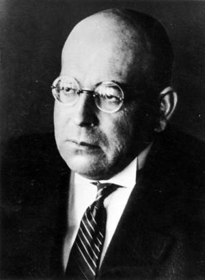 Den tyske filosofen och historikern Oswald Spenglers verk