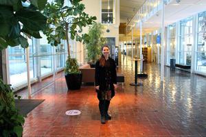 Arkitekten Marita Wallhagen forskar och undervisar om byggande och miljö.