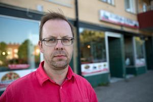 Håge Persson (M), oppositionsråd i Ludvika menar att den ständigt närvarande nazismen i kommunen börjar ge negativa förutsättningar för företag i kommunen som vill nyrekrytera.