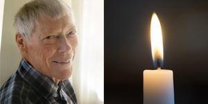 Uno Elofsson blev 91 år.