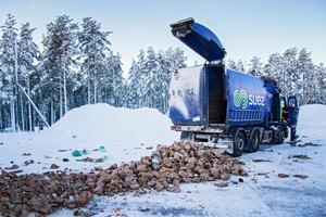 Borab sköter avfallshanteringen i Bollnäs och Ovenåker.