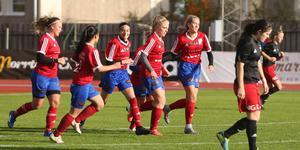 BKV Norrtäljes damlag fick inte spela någon av de två inplanerade matcherna i veckan som var.