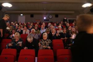 Den nionde november är nästa tillfälle att se världsopera på Folkets Hus i Bräcke. Då med Puccinis