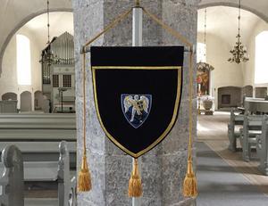 Interiör från S:t Mikaelskyrkan i Tallinn. Sakramentet menar kyrkoherede Göransson aldrig kan ersättas av en virtuell upplevelse.