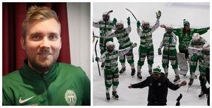 VSK är klara för SM-final och för tränare Olle Wiberg betyder det att en barndomsdröm går i uppfyllelse.