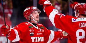 Jonathan Dahlén var aktuell för Tre Kronor men togs inte ut i den senaste landslagstruppen. Bild. Pär Olert/Bildbyrån.