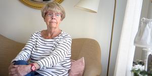 NP har fått många samtal om hur dåligt färdtjänsten har börjat fungera. Laila Jansson i Nynäshamn är en av de drabbade.