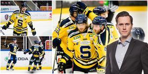 Hockeypuls krönikör Jacob Sjölin skriver om hur SSK inte lyckats sätta rätt rollspelare runt stjärnorna senaste åren. Foto: Bildbyrån.