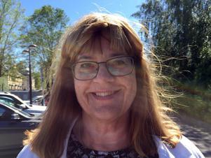 Marie Nordin, 58 år, arbetsförmedlare, Essvik