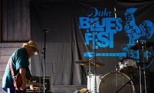 Clas Yngström är en internationell blueslegend med sina rötter från Dalarna.