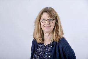 Karin Andersson, NA:s marknadskoordinator.