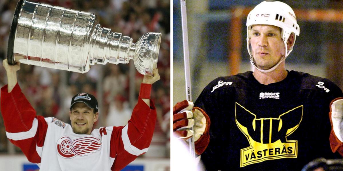 """Nicklas Lidström rankad som bäste NHL-svensken någonsin: """"Hade inga svagheter"""""""