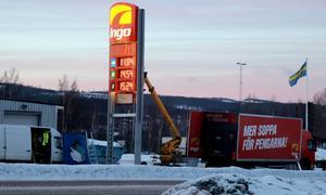 Macken i Borgsjö har ännu en gång bytt namn och ingår nu i Ingos varumärkeskedja.