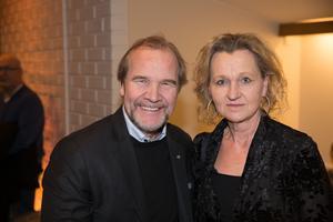 Anders Lago och Boel Godner