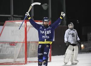 Tobias Björklunds Tellus är tillbaka i allsvenskan. Bild: Pontus Lundahl / TT