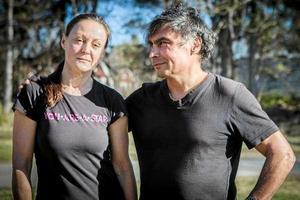 Marina Dronova och Rustam Gaffarov tjänade för lite, för sex år sedan. Arkivbild: Felicia Andersson
