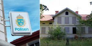 Kommunen vill se en ny polisstation där Salaborgshuset står i dag.