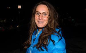 Tina Wenngren, 35, jobbar med hälsa och träning, Alnö.