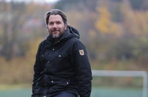 Markus Bäckström, nyhetschef sport