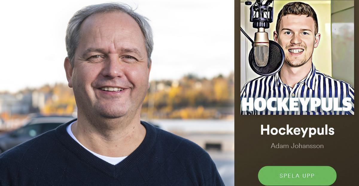 Hockeypuls podcast #20: Michael Sundlöv