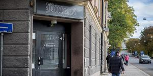 Ett test med entrévärd istället för ordningsvakter har införts på Bittens restaurang i Härnösand.