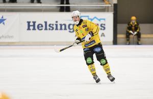 Månades spelare Martin Söderberg fortsätter att spruta in mål.