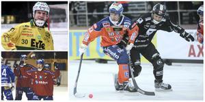 Daniel Skarps har spelat i tre hälsingeklubbar – Bollnäs, Edsbyn och Ljusdal.