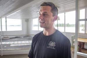 Marcus Engström har satt ihop en ny drinklista där Tevsjös produkter står i fokus.