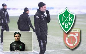 Marcus Astvald ser fram emot matchen mot hans tidigare klubb, Degerfors.