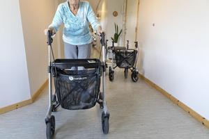 Vad kan bli bättre i äldreomsorgen? Elisabeth Carlson Cederholm vill gärna ha in synpunkter från boende, anhöriga och personal.