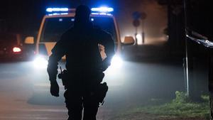 Polisen stoppade bil med stöldgods – tre män gripna