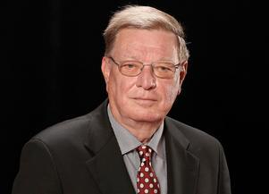 Per Anders Örtendahl ledde förhandlingarna med ishockeyförbundet. Bild: Stig Kenne (TT).
