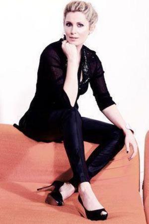 Mette jobbade som fotomodell under hela 90-talet.