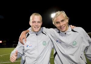 ... och till VSK. Här med Daniel Gustavsson år 2009. Bild: Anders Forngren/arkiv.