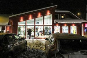 Det vilade en tung stämning över Åsarna Skicenter på torsdagskvällen.