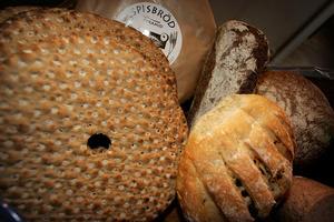 Bröd från Dala-Järna. Foto;: Arkivbild.